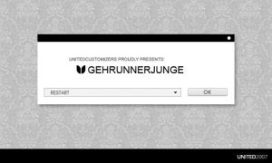 gehrunnerjunge by UnitedCustomizers