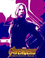August Avengers #19.2 - Infinity War (2018) by JMK-Prime