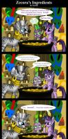Zecora's Ingredients by Starbat