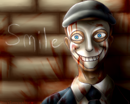 Smile by ChloesImagination