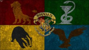 Hogwarts House Wallpaper : All by TheLadyAvatar