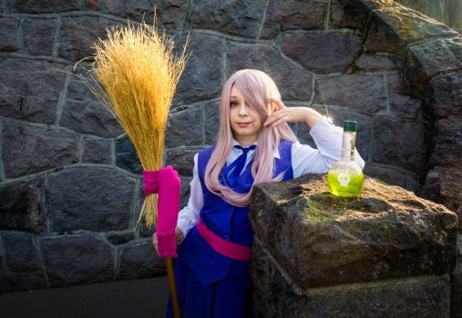 Sucy - Little Witch Academia by FairChildCosplay