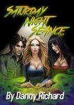 Saturday Night Seance - Comic Cover for Adrenaline by dannyrichardwriter