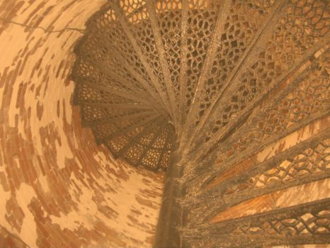 Stairs by Dalek-Morgon