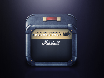 Marshall icon by petque