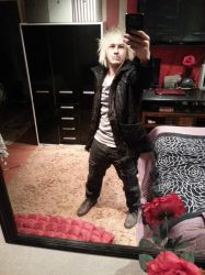 Casual Jrock Outfit (Tomas Mascinskas) by TMProjection