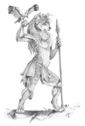 Forest Guardian by Ashalind