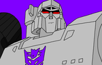 Megatron by Darknlord91