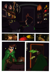Precious Metal Issue 3, Page 16 by animatrix1490