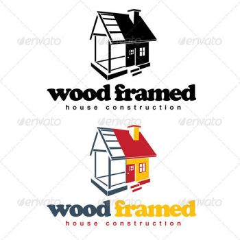 Wood Framed House Construction by sixthlife