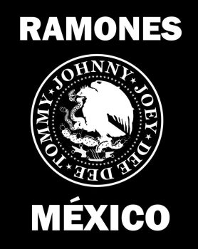 Ramones Mexico by Exidor02