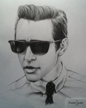 Lee Pace. by jamm3rs