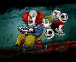 Pennywise by CrisVector