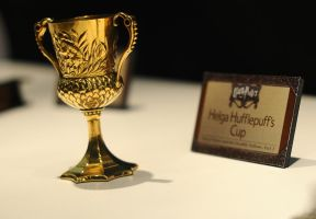 Hufflepuff's Cup Horcrux by nikon373