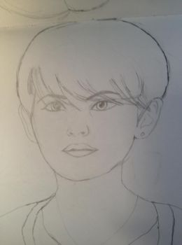 OUAT Mary Margaret by queenofdogs