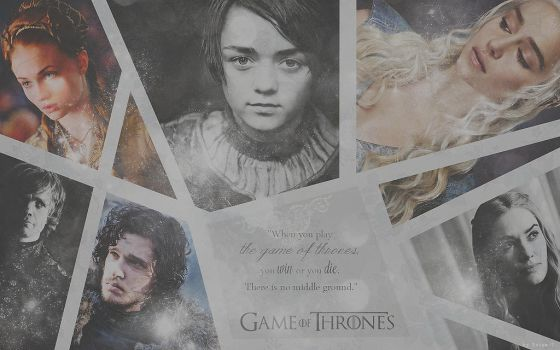 Wallpaper Game of Thrones by Erian-7