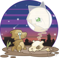The Tale of Cubone