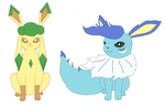 Eeveelution Adoptables by kovuification