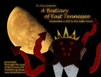 A Bestiary of East Tennessee, promotional flyer 10 by PoisonPiePublishing