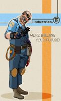 We're Building Your Future by ingridarcher