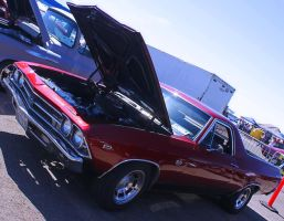 SS 396 Elcamino by StallionDesigns