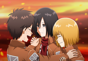 Attack on Titan: Tears by Endless-Rainfall