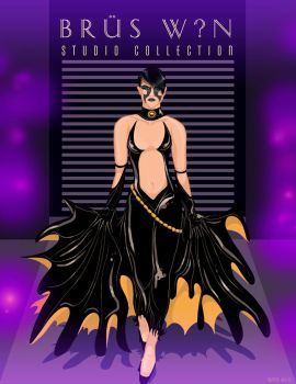REMAKE: Batman Couture by PaulSizer
