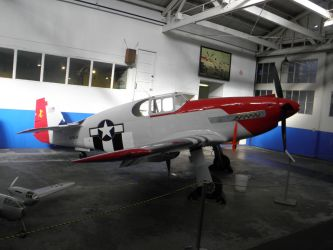 P-51B Mustang Replica by kawaiku