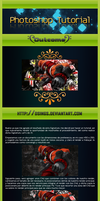 Photoshop_Tutorial_Blazblue by Dsings
