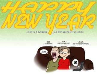 Happy New Year 2013 by Maqqy96