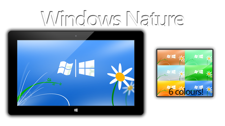 Windows Nature - Wallpaper Pack for Windows 7/8 by MilesAndryPrower