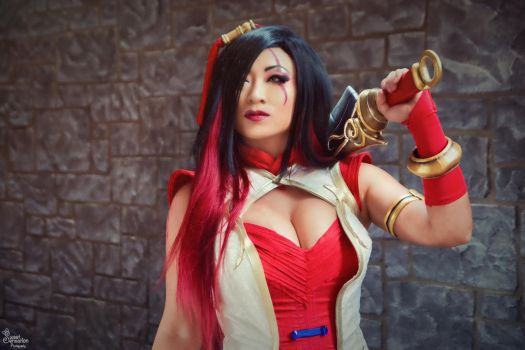 Warring Kingdom Katarina II by EnchantedCupcake