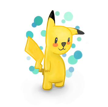 Pika Pi by manuee