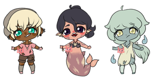 open prompt adopts {reduced price 1/3} by nya-adoptables