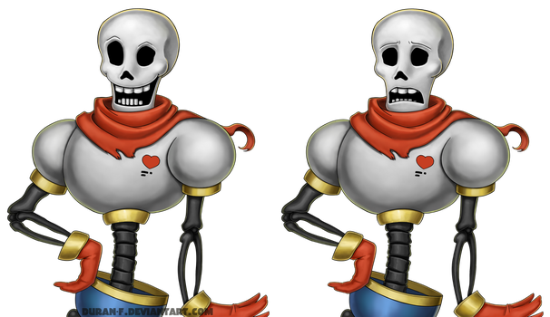 [C] Papyrus by Duran-F