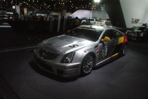 CTS V race car by JoshuaCordova