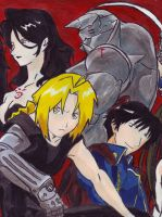FMA by holybell07
