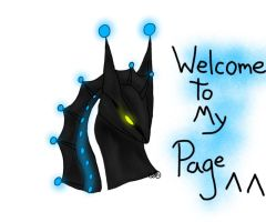 Welcome to my page ^^ by XxSynisterxX