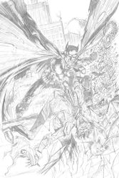 Batman-New-52 by vincent-fourneuf