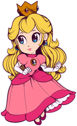 Peach Tea by CrystalCrowned