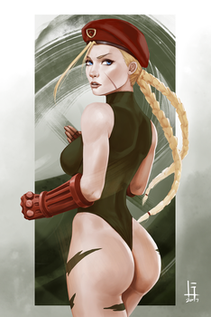 Cammy White by G21MM