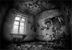 Hospital of the Transfiguration (Room 104) by ForrestBump