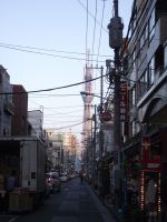 Stock007Tokyo by BAproductions