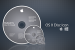 OS X Disc Icon by AaronOlive