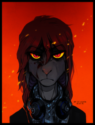 You can't burn the Flames by LiLaiRa