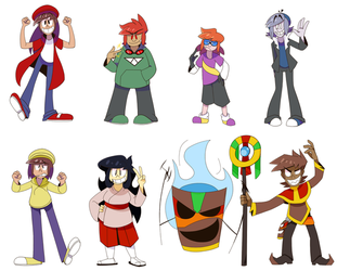 Line Up(date) by Toyoburrito