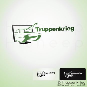 Truppenkrieg Logo - Comission by hiSheep