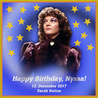 Happy Birthday, Nyssa! by LeelaComstock