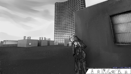 Villain Shooter - Episode 00, page #1b by alessand