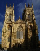 York Minster by colin6969